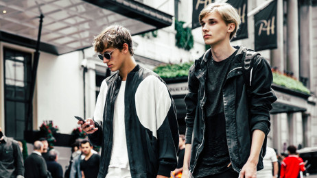 Street Fashion: London Men's Fashion Week wiosna-lato 2017