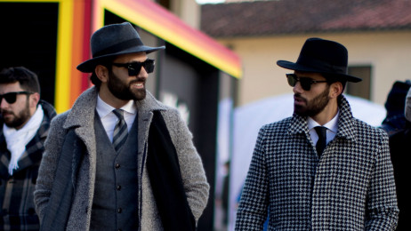 Street fashion: Firenze Pitti Uomo jesień-zima 2017/2018