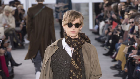 Polscy modele na Men's Fashion Weeks jesień-zima 2017/2018