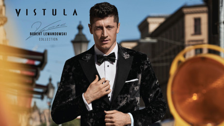 Robert Lewandowski Collection for Vistula jesień-zima 2017/2018