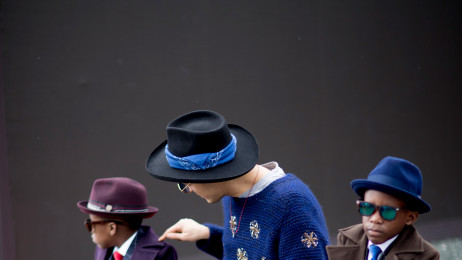 Street fashion: Firenze Pitti Uomo jesień-zima 2018/2019