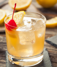 Historia jednego drinka: Whiskey sour