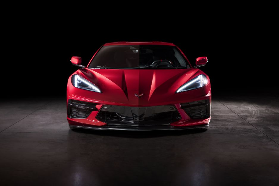 Nowy Chevrolet Corvette Stingray