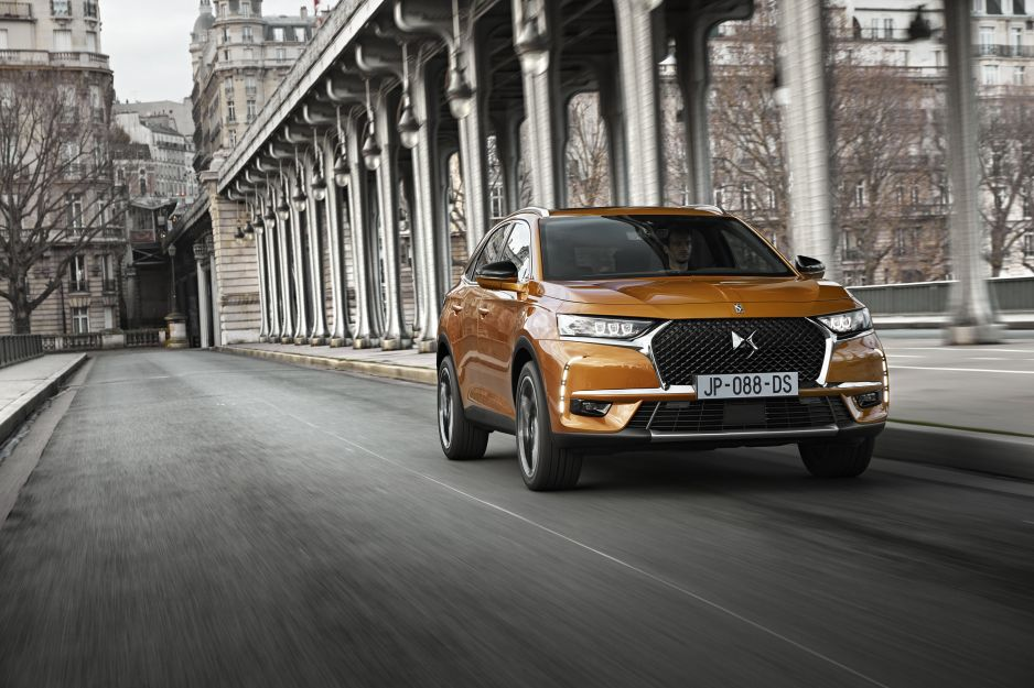 DS7 Crossback, czyli motoryzacyjne haute-couture